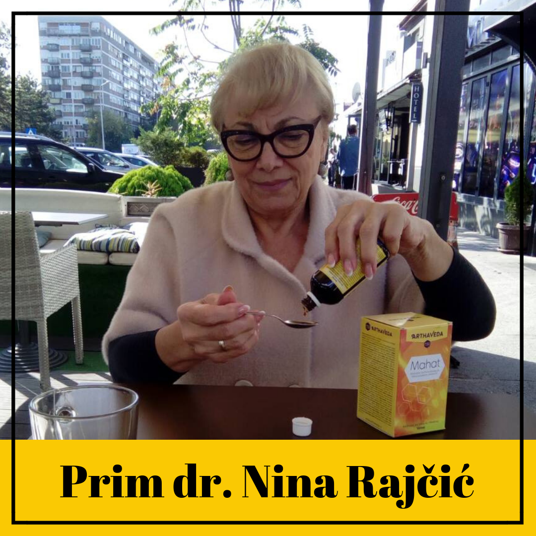 Mahat imunitet Nina